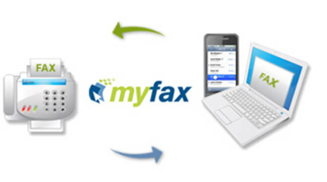 MyFax Getting Started