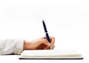 SELF Journal user