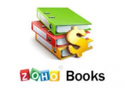 zoho books review